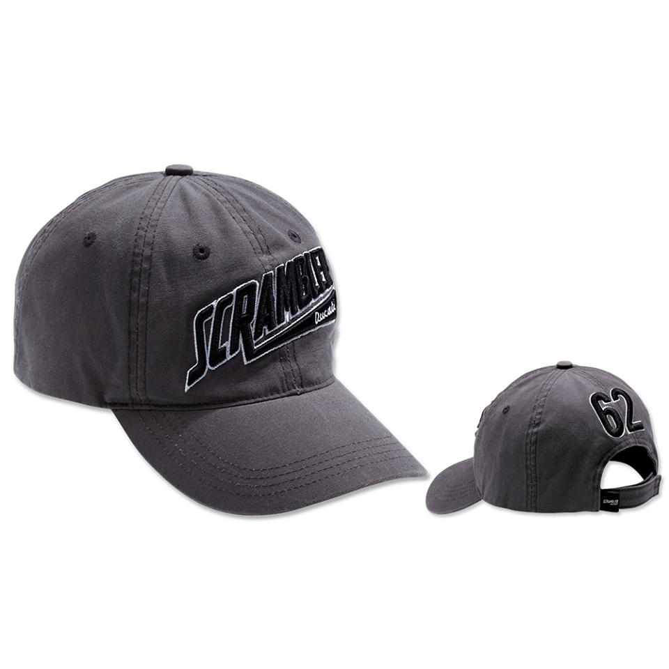 灰色棒球帽