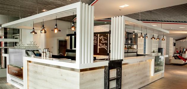 酒屋一间,容意味美酒三千杯  --喜迎意大利中心开业