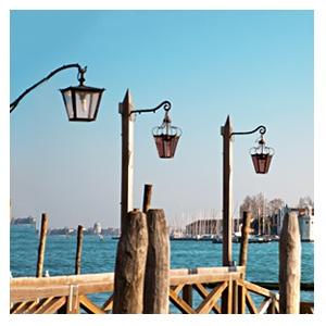 威尼斯水中的秘密—Briccole(布里卡拉)橡木
